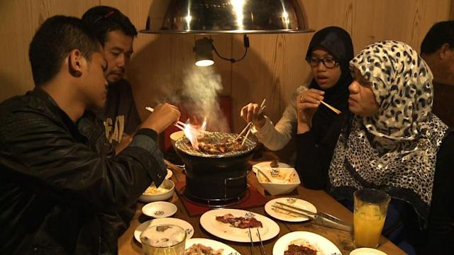 Halal tourism takes off in Japan