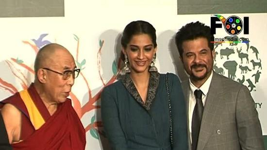 Anil Kapoor In Coversation With Dalai Lama