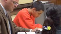 Valley teen talks about shooting a 91-year-old in the face