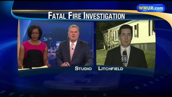 Litchfield Fatal Fire Investigation
