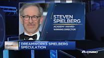 DreamWorks Spielberg speculation