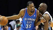 "Kevin Durant looking to ""slow down"" his game"