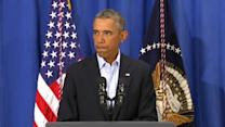 Obama condemns killers of James Foley, pledges vigilance in protecting Americans