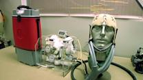 Liquid cooling helmet could help treat concussions