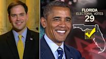 Why did Florida go for Obama?