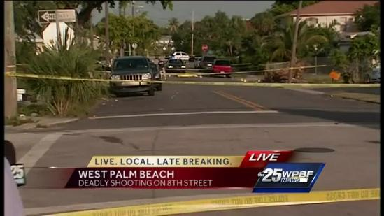Man found shot to death in West Palm Beach