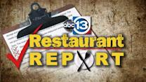 Houston Restaurant Violation Report as of March 19