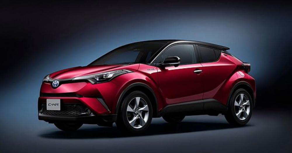 歐洲銷售強勢的 Toyota C-HR,去年在日本市場的銷售表現相當出色,一舉成為當地最暢銷休旅車。
