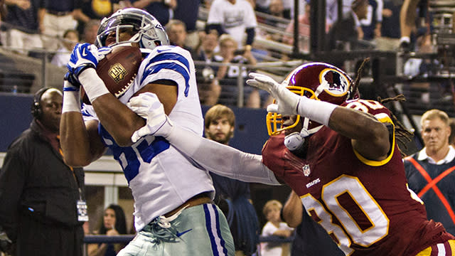 Is Terrance Williams for real?