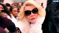 Joan Rivers Stops Breathing During Surgery, Hospitalized In NYC