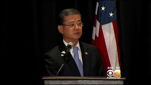 Shinseki Resigns Amid Veterans' Health Care Issues