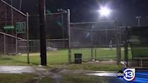 Stranger approaches Little League player in restroom