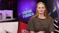 'Game of Thrones' Star Sophie Turner Defends Sansa Stark