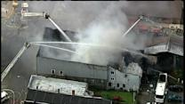 After Flooding, Waterville Hit With Disastrous Fire