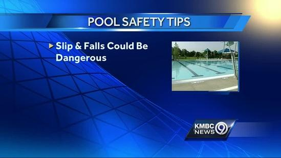 Simple rules can help you stay safe at pool this summer