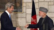 Sec. Kerry makes surprise visit to Afghanistan, Iraq