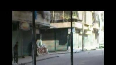 Battle for Syria's biggest city intensifies