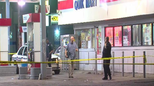 Deadly shooting at Citgo gas station