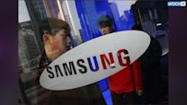 Apple, Samsung Spar Over Potential U.S. Ban On Smartphone Sales