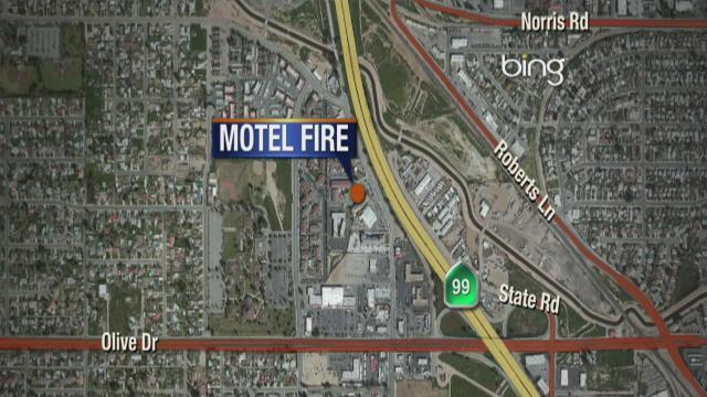 Kids, lighter caused hotel fire