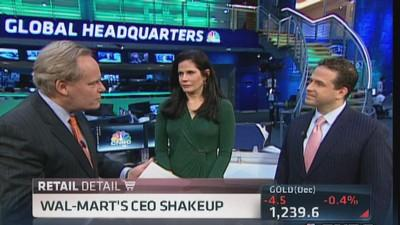 Wal-Mart shakeup not totally unexpected: Pro