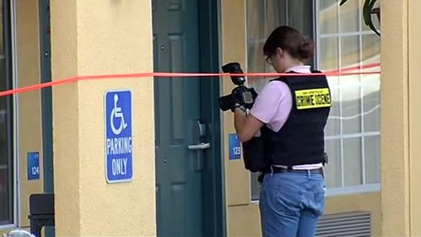 Woman found dead in SJ Holiday Inn Express room