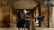Stephen Hawking Masters the Universe, With New Telescope