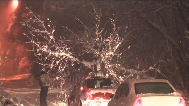 Power outages, dangerous commutes threaten Indianapolis