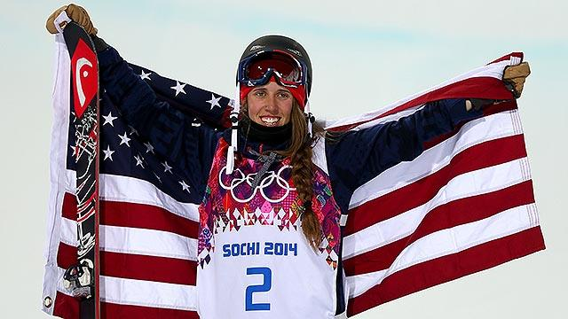 Maddie Bowman brings USA home another gold