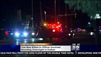 One Dead In Police-Involved Shoot Out In Dolton