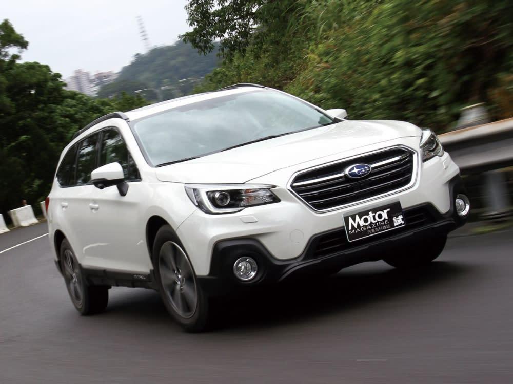 【路試報導】野格再現 Subaru Outback 2.5i-S EyeSight