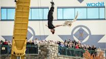 Watch Criss Angel Blow Minds, Bend Forks at Foxwoods