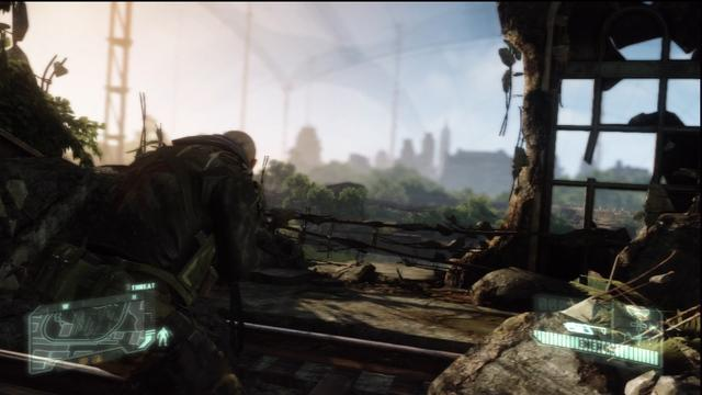 Crysis 3 - Taking in the Sights Gameplay (PS3)