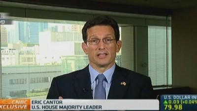 Eric Cantor: US remains committed to Asia Pacific