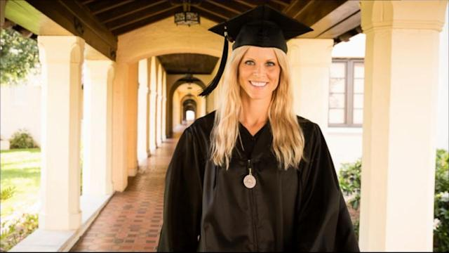 Tiger Woods' Ex-Wife Elin Nordengren Gives Commencement Speech