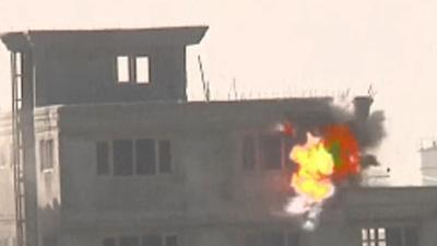 Insurgents Attack 3 Afghan Facilities in One Day