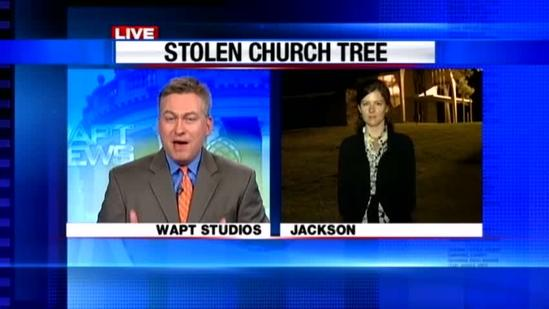 Church Tree Theft