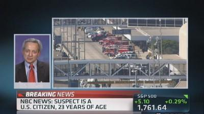 LAX was panic everywhere: Eyewitness
