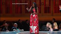 Audra McDonald Wins 6th Tony Award for Role in 'Lady'