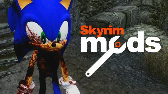 Top 5 Skyrim Mods of the Week - Sinister Sonic Slaughter