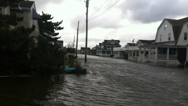 Beach Communities Crushed By Sandy But Officials Vow to Recover