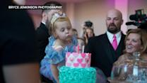 5-Year-Old Girl with Terminal Cancer Gets Birthday Blowout
