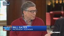 Bill Gates on pensions