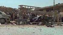 Baghdad hit with second straight day of bombings