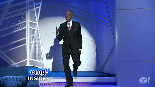 Arsenio Makes His Big Return to Late Night TV