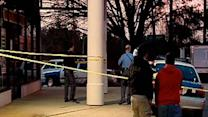 Police investigate South Raleigh shooting scene
