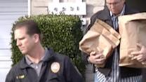 Raw: Authorities Search Home of Dorner's Mother