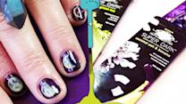 A Lunar-Inspired Manicure Fit for a Sweet Chocolatier