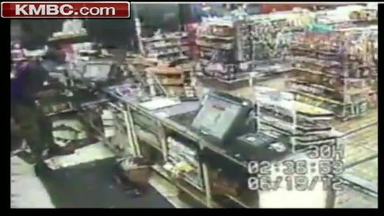 KCPD seeks 3 in 7-Eleven robbery on North Antioch
