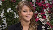 Oscar Luncheon 2013: Jennifer Lawrence - 'It Was A Huge Drag' Being Sick During Awards Season